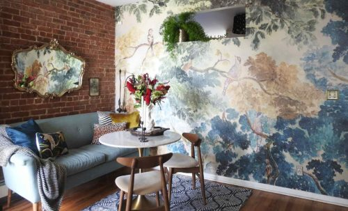 Before & After: A Thrifter?s Brooklyn Apartment