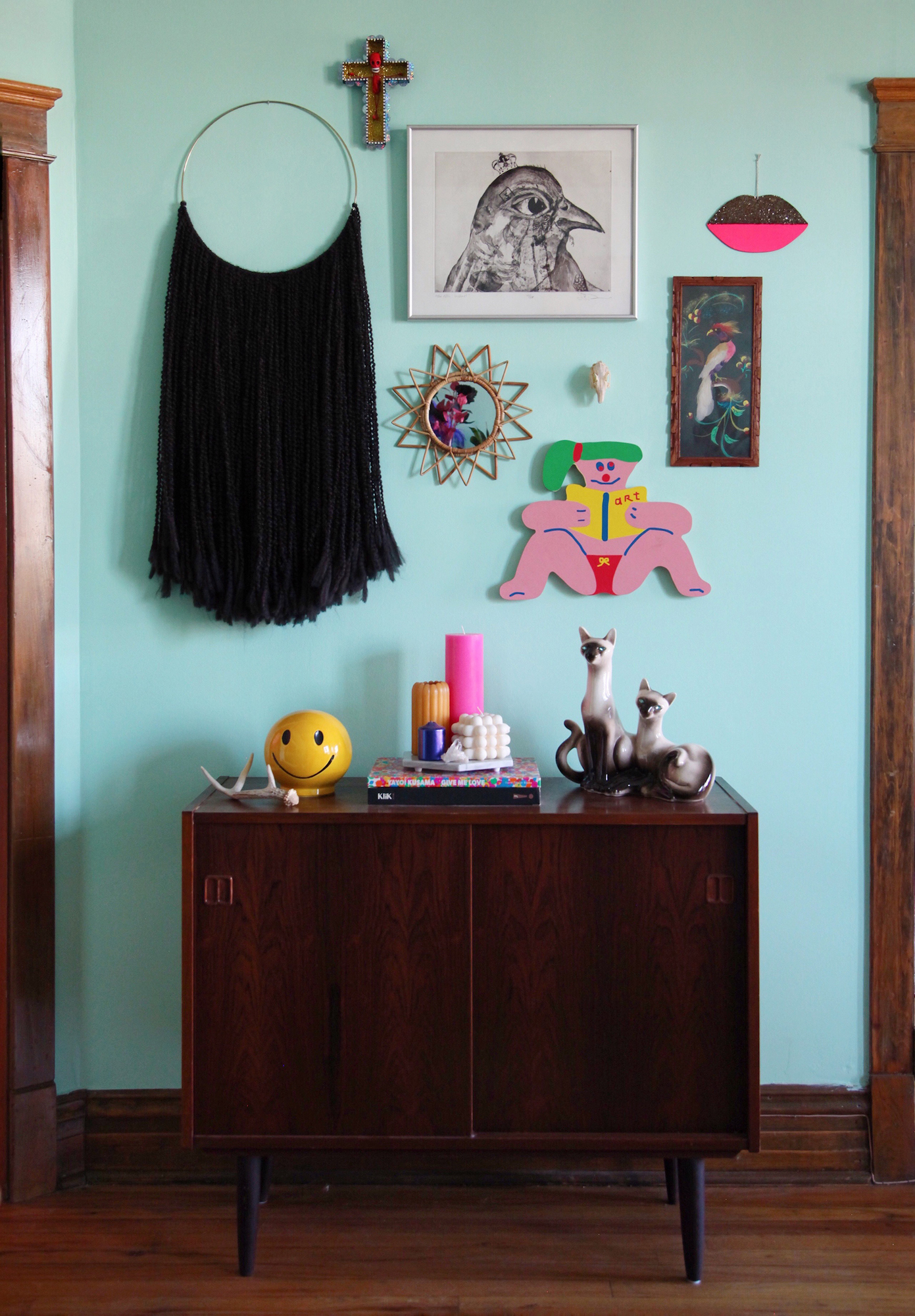 A Celebration Of Punchy Colors Amp Delightful Kitsch In