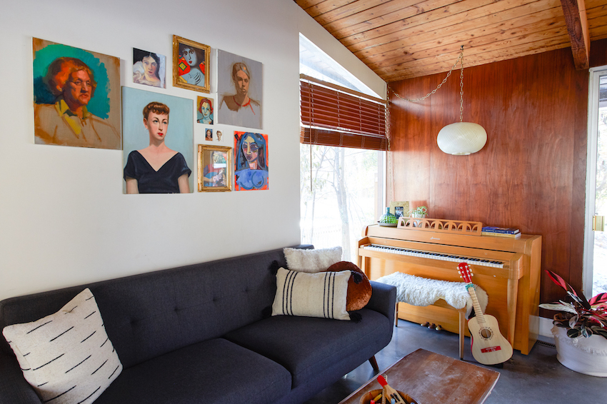 In Kansas, A Family Shows Appreciation for Unique and Smart Mid-Century Design | Design*Sponge