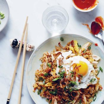 Top 20 Recipe Posts of All Time: #10 Indonesian Fried Rice (Nasi Goreng)