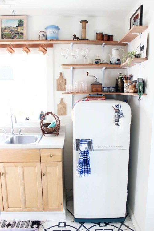 Top 20 Before & Afters of All Time: #20 Vintage Kitchen Makeover