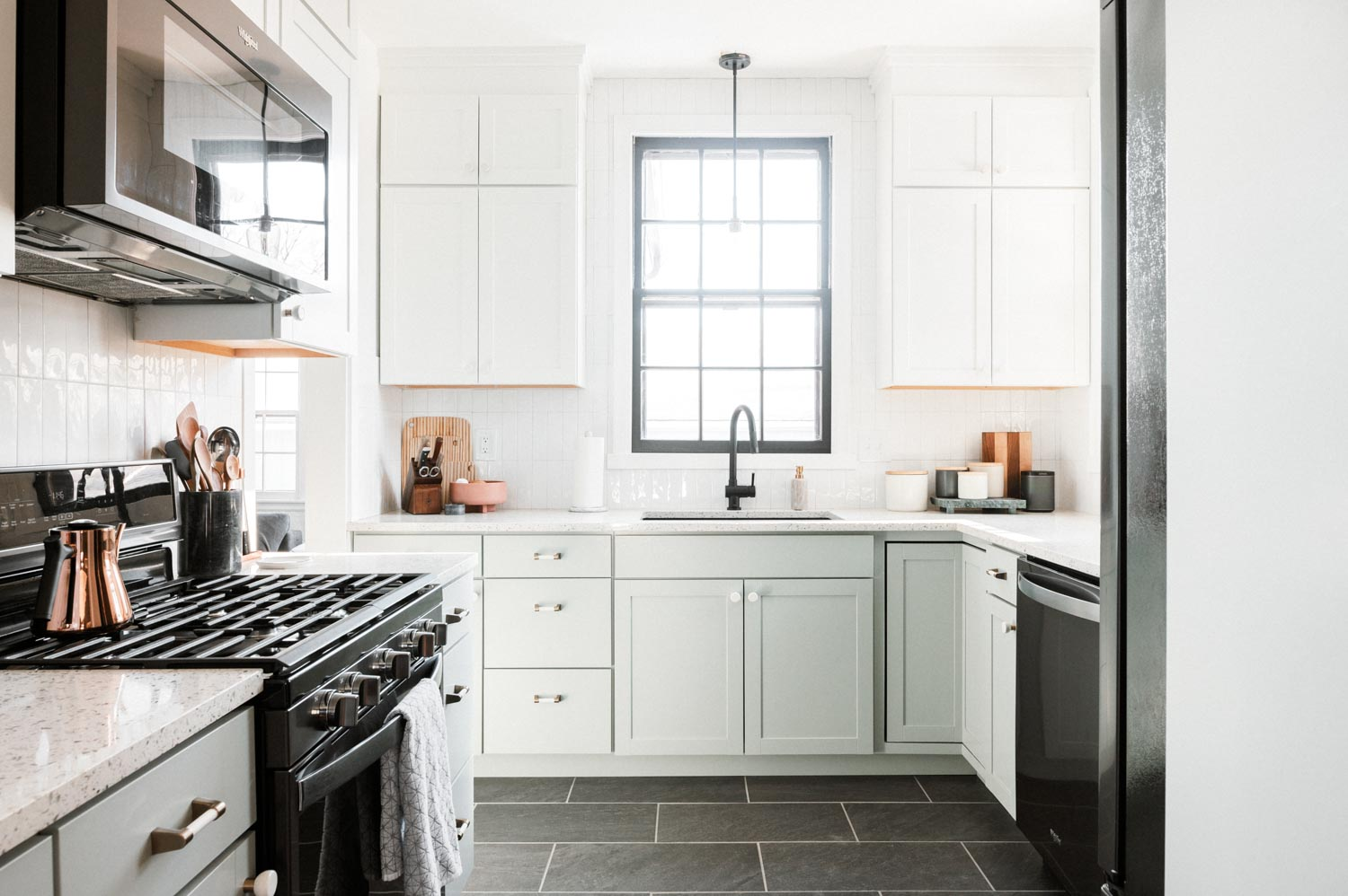 Before After A Kitchen Designed To Make Style And Savings Work
