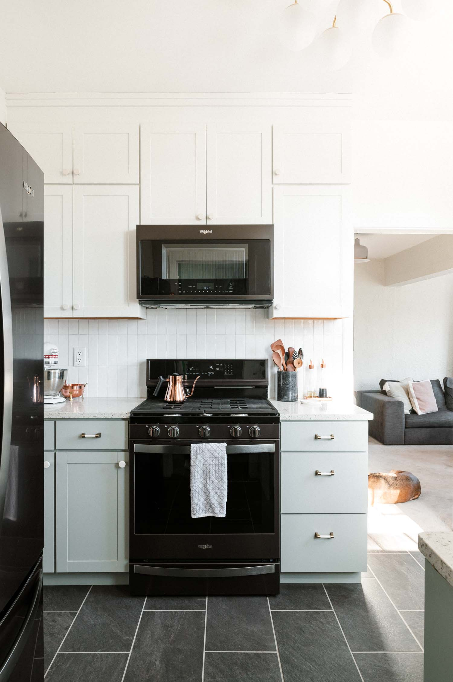 A Kitchen Designed to Make Style and Savings Work Together | Design*Sponge