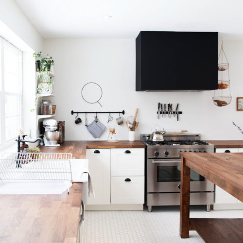Top 20 Before & Afters of All Time: #11 A Dark Kitchen Gets a DIY Remodel