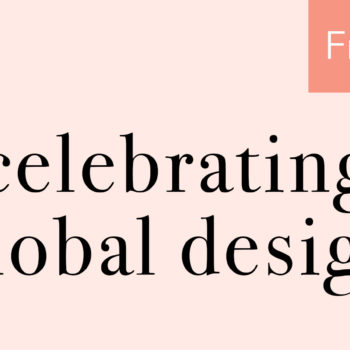 Celebrating Global Design: France
