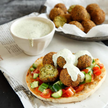 Top 20 Recipe Posts of All Time: #20 Matkonation's Falafel