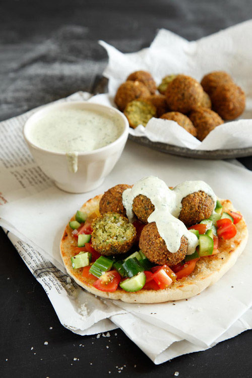 Top 20 Recipe Posts of All Time: #20 Matkonation?s Falafel