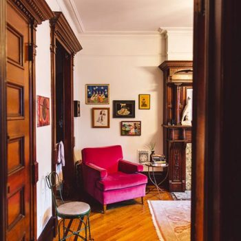 Top 20 Home Tours of All Time: #19 Jodie's Historic Brooklyn Home