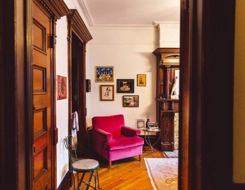 Top 20 Home Tours of All Time: #19 Jodie?s Historic Brooklyn Home