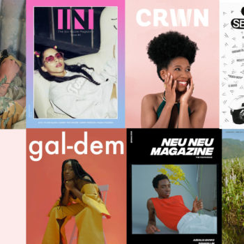 Black History Month: 10 Indie Print Magazines To Support