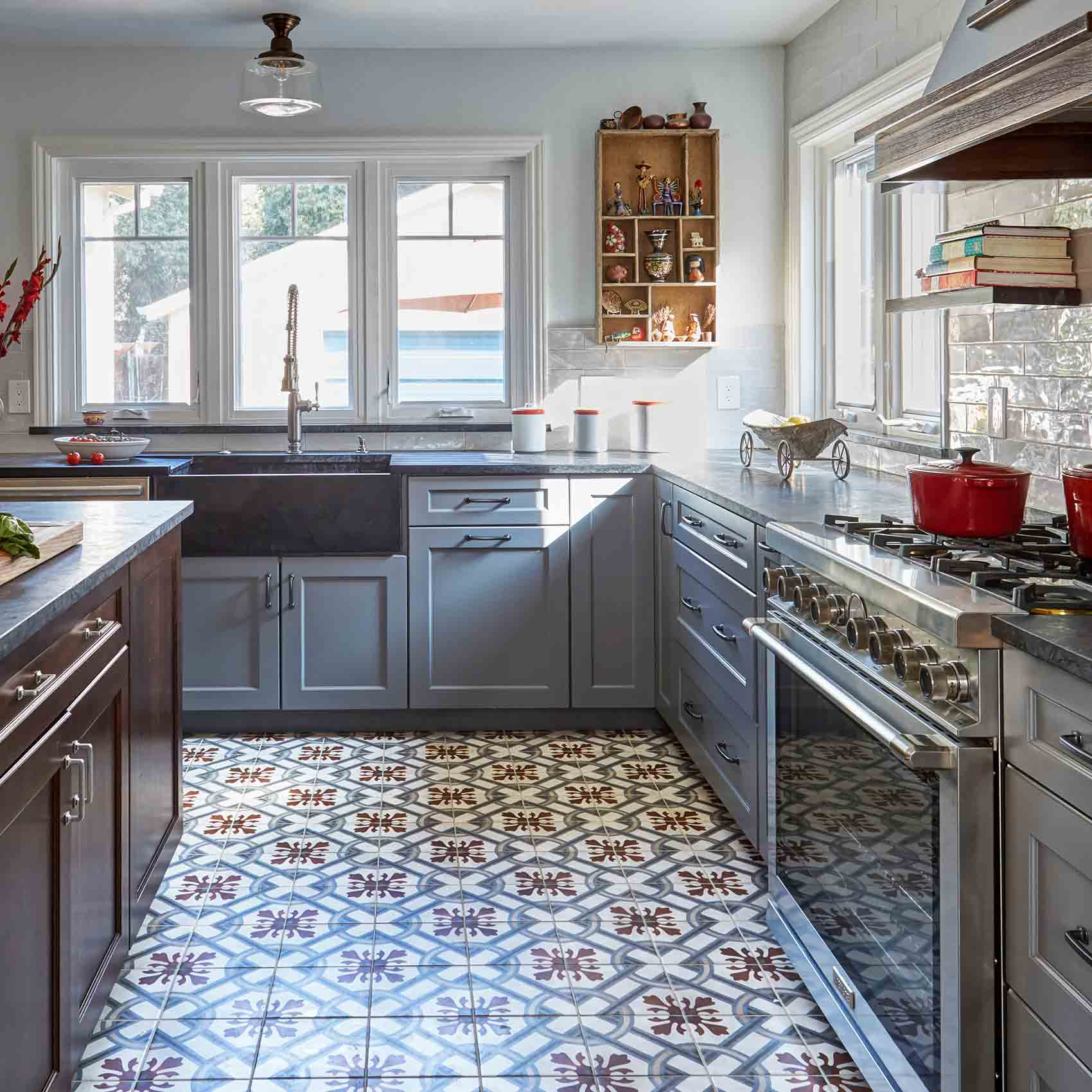 Before & After: A Hacienda-Style Makeover Focused on Accessibility, Design*Sponge