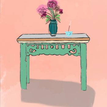 That One Piece: The Sea Green Table at the End of the Rainbow