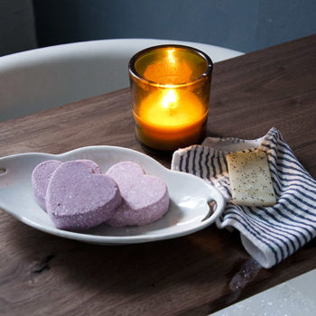 Top 20 DIY Projects of All Time: #9 Heart Bath Bombs