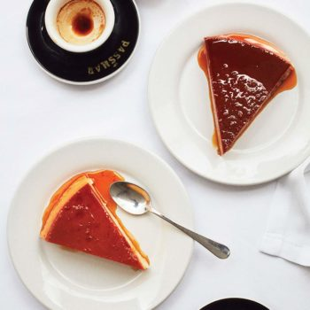 NUTELLA FLAN! + Giveaway