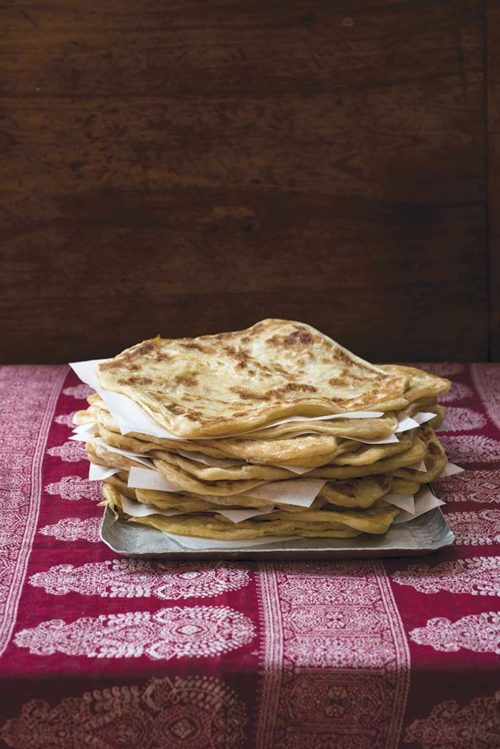 Top 20 Recipe Posts of All Time: #7 Hot Bread Kitchen?s Moroccan Flatbread