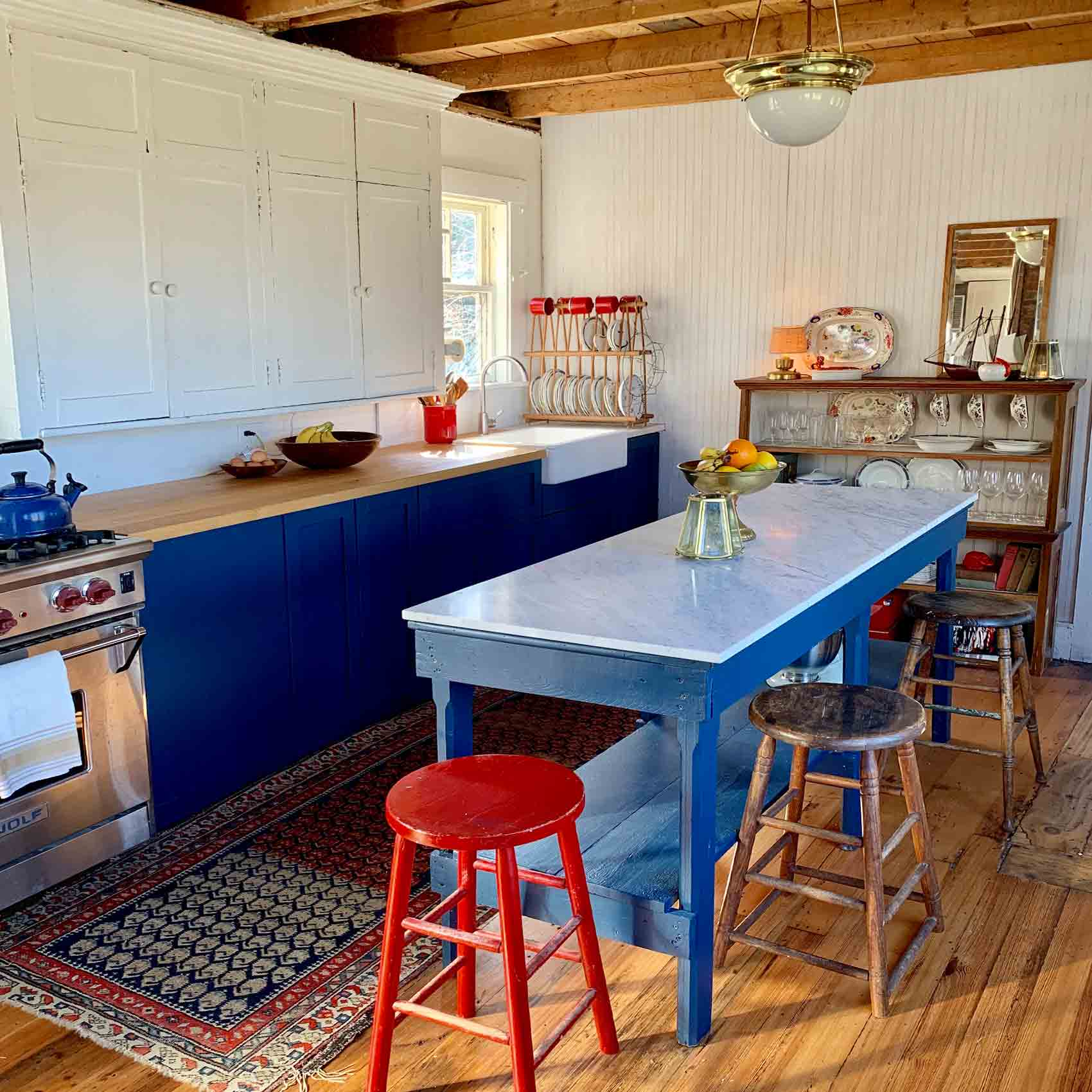 Before & After: A Holiday Home in Coastal Maine, Design*Sponge