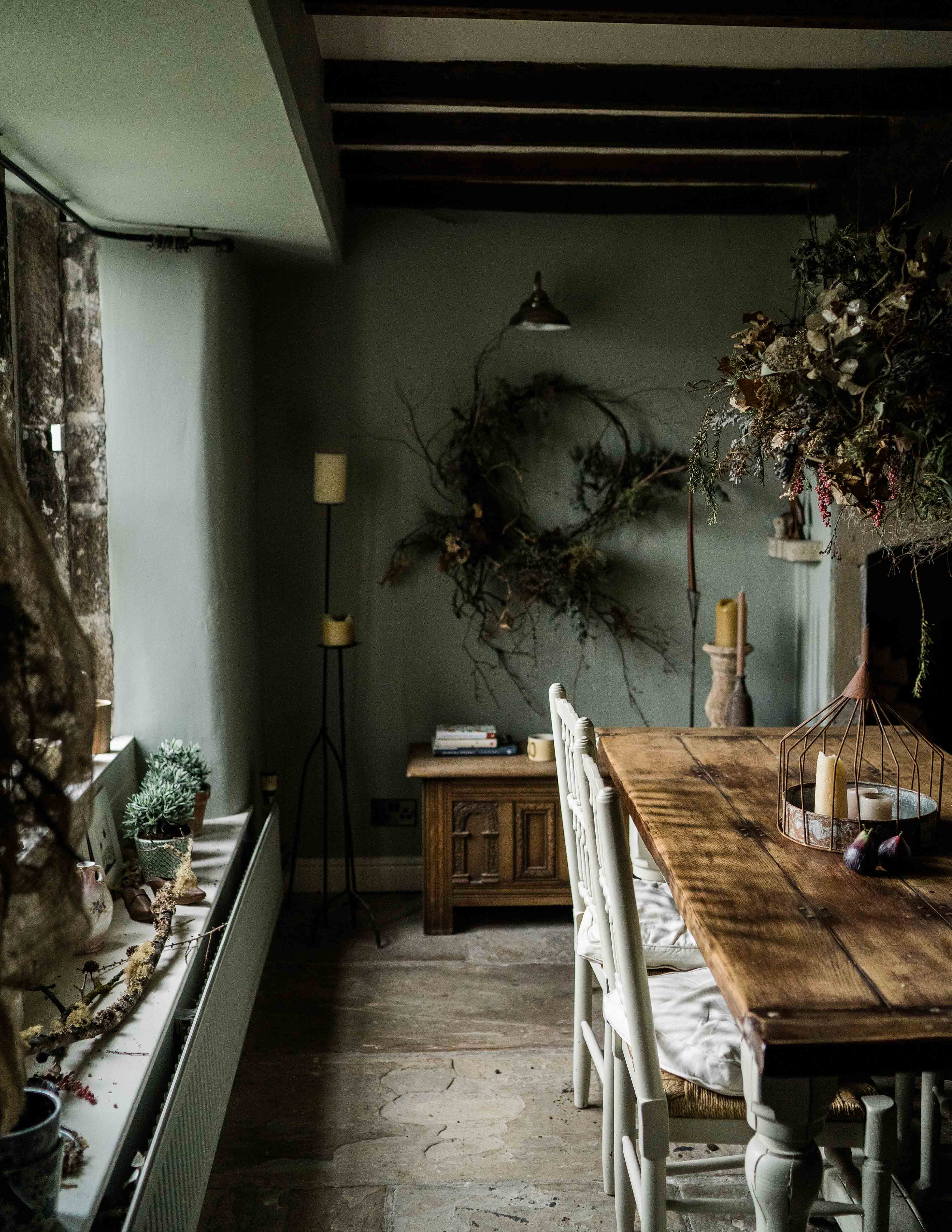 Inside a Florist's 1850s-Era English Cottage, Design*Sponge