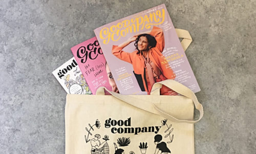 Good Company Issue #3 is HERE + Giveaway!
