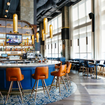 Charlotte, NC's Haymaker Blends Modern Design with Rustic Appalachian Spirit