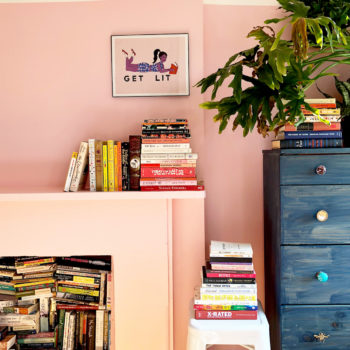 In Brooklyn, A Pink Apartment Bursting with Vibrant Individuality