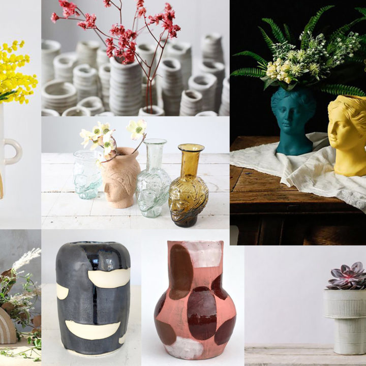 25 Handmade Vases for Spring Flowers