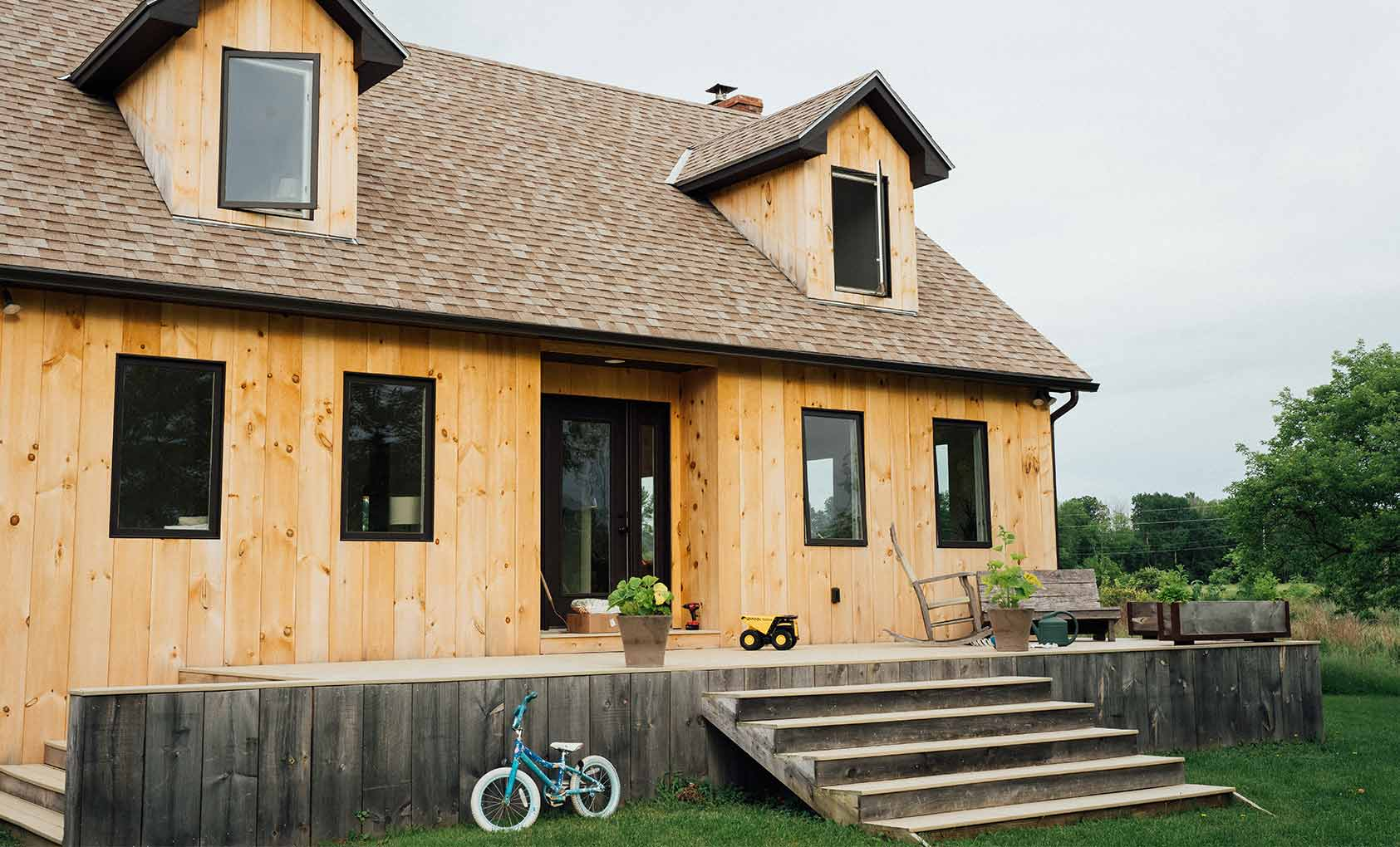 Evolving Style: Streamlining a Farmhouse + Giveaway, Design*Sponge