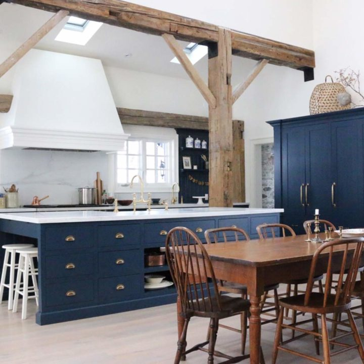 A Farmhouse Revamp Focused on Family