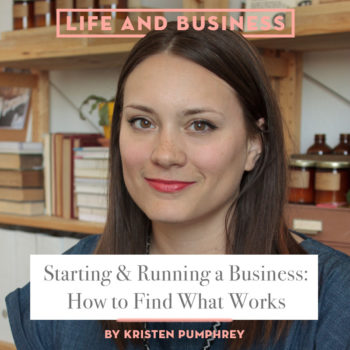 Top 20 Business Posts of All Time: #4 Starting and Running a Business: How to Find What Works