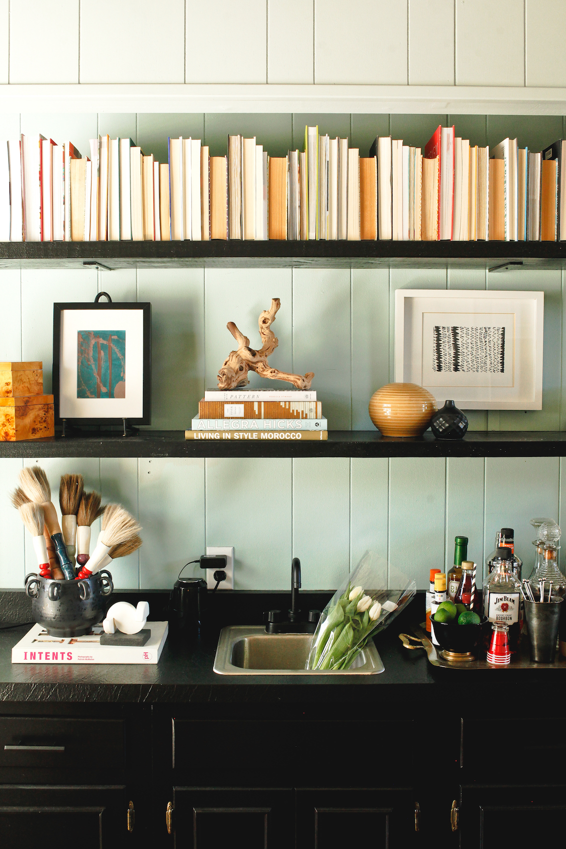 8ca895e78cbd I love that we are revisiting some previously featured homes here at Design*Sponge,  as the blog winds down in our final months of publishing.