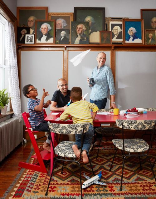 The Most Popular Home Tour of All Time: A Brooklyn Home for A Growing Creative Family