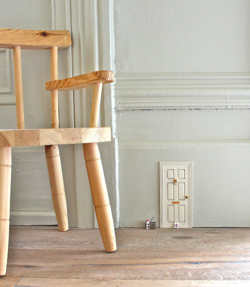 The Most Popular DIY Project of All Time: Tiny Doors!