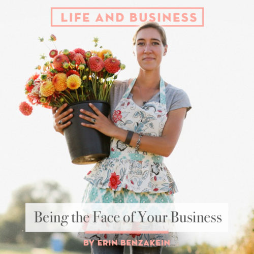 Top 20 Life + Business Posts of All Time: #2 Being the Face of Your Business