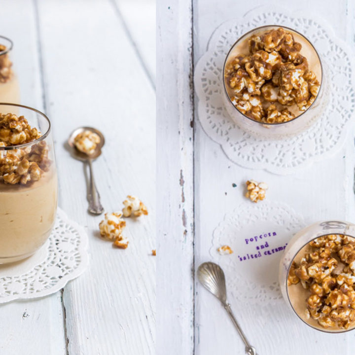 Top 20 Recipes of All Time: #3 Steph's Salted Caramel Mousse and Caramel Popcorn