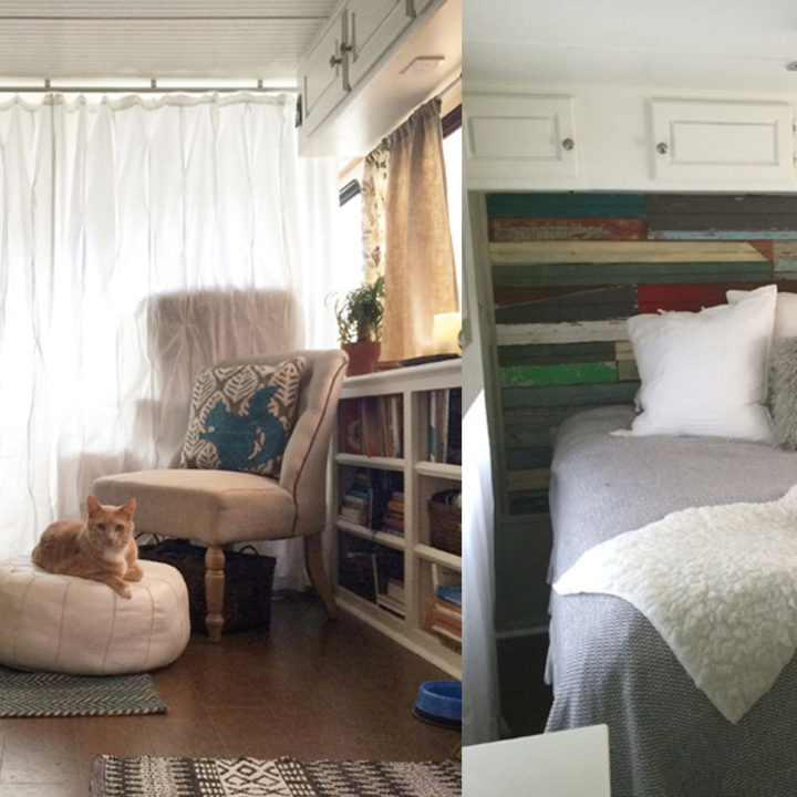 Most Popular Before & After of All Time: An RV to Call Home