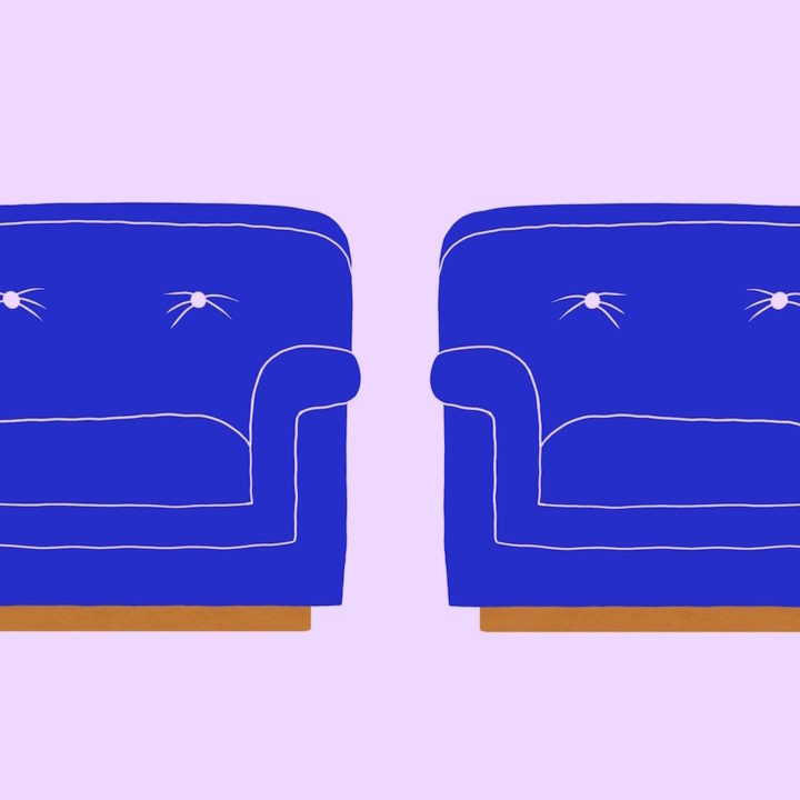That One Piece: A Pair of Velvet Club Chairs that I Lost Too Soon