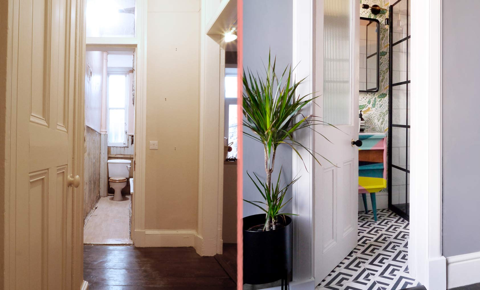 Before & After: From Eyesore to Eye-Catching in Scotland, Design*Sponge