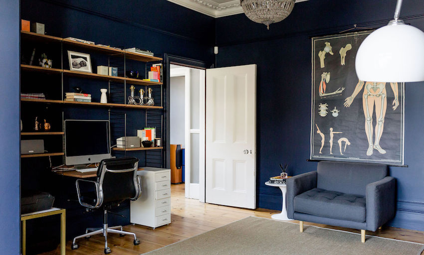 In East Sussex, A Family's Old Victorian Breathes New Life | Design*Sponge