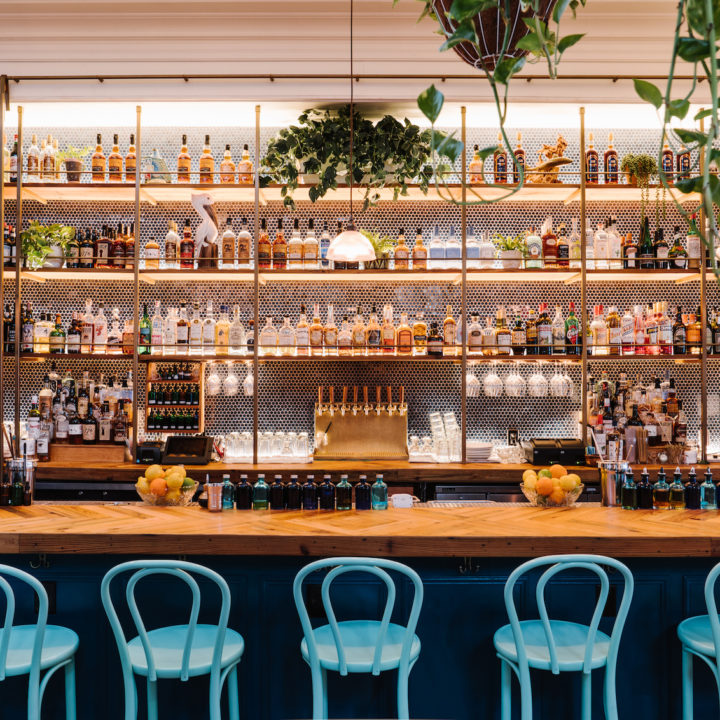In Atlanta, Watchman's Brings the Coast to the City