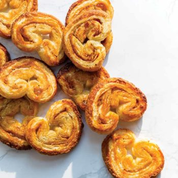 Masala-Spice Palmiers + Giveaway!
