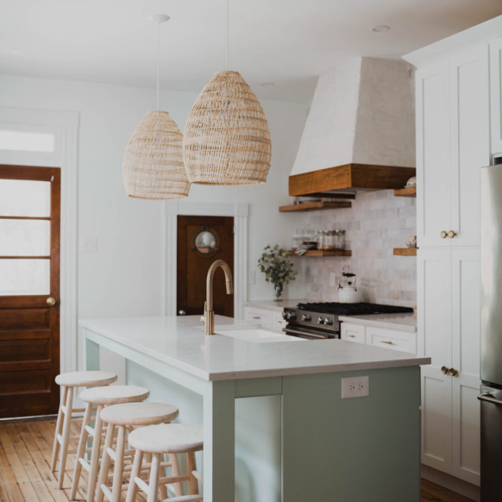Before & After: Enlisting Expertise to Transform An 1800s Row Home