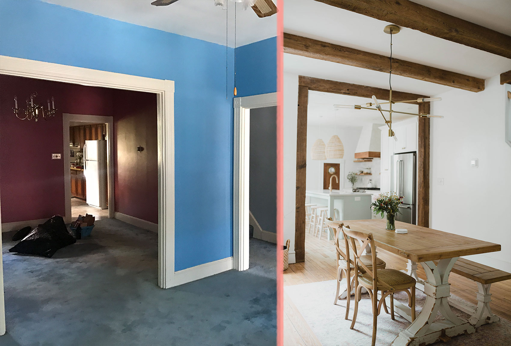 Design*Sponge | Enlisting Expertise to Transform an 1800s Row Home