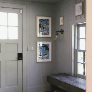 Before & After: Grace's New Entryway