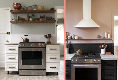 Before & After: A Kitchen Adds Function and Beauty
