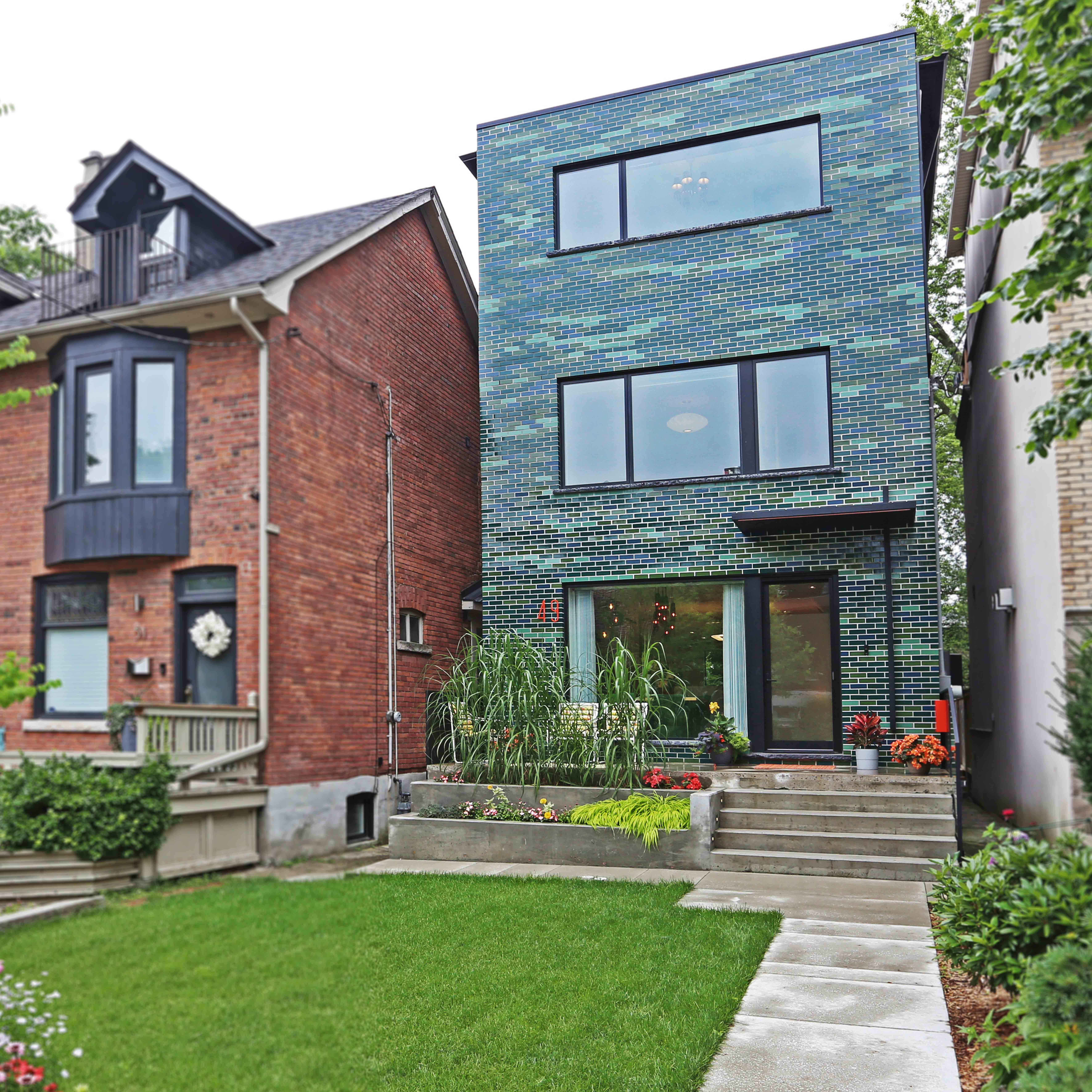 In Toronto, a Couple's Careful Planning Pays Off, Design*Sponge